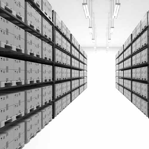 Business Storage Facility Richmond by Caseys Office Relocations