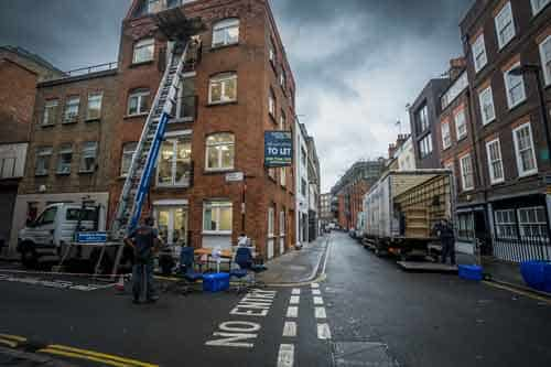 Office Removals London Furniture Hoist Hire Caseys Office Relocactions