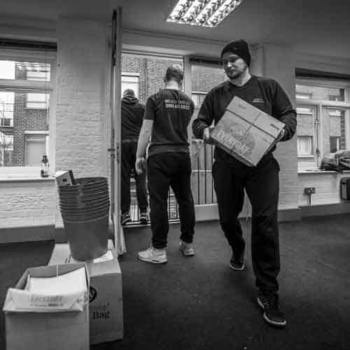 Richmond upon Thames Moving and Storage Service Caseys Office Relocations