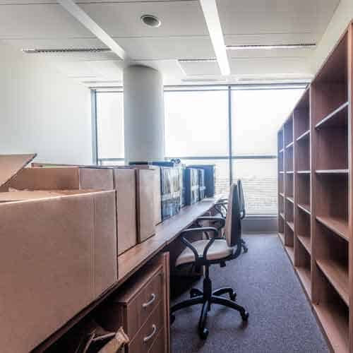 Moving and Storage Service Docklands by Caseys Office Relocations