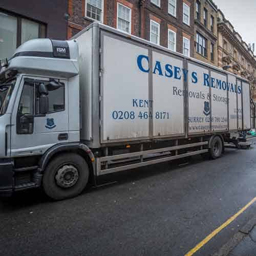 Moving and Storage Service Kensington by Caseys Office Relocations