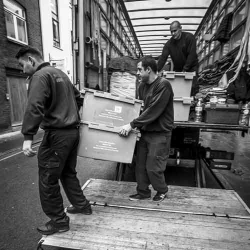 Moving and Storage Service Paddington by Casey Office Relocations