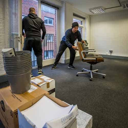 Moving and Storage Service Battersea by Caseys Office Relocations