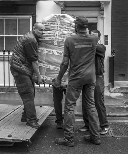 Oxford Circus Office Removals by Caseys Office Relocations