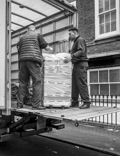 Moving and Storage Service Notting Hill by Caseys Office Relocations