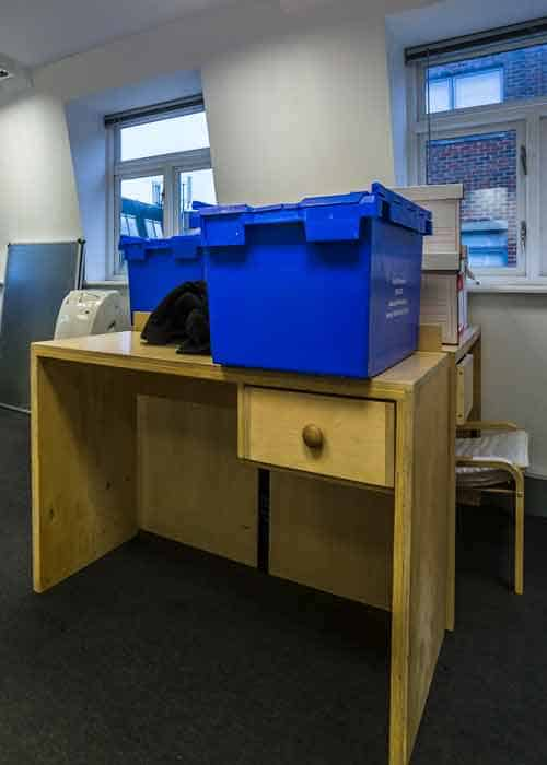 Moving and Storage Service Woolwich SE18 by Caseys Office Relocations