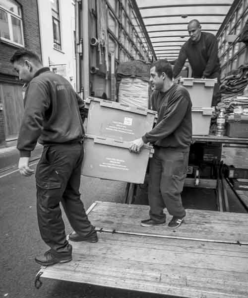 Bermondsey Office Removals by Caseys Office Relocations
