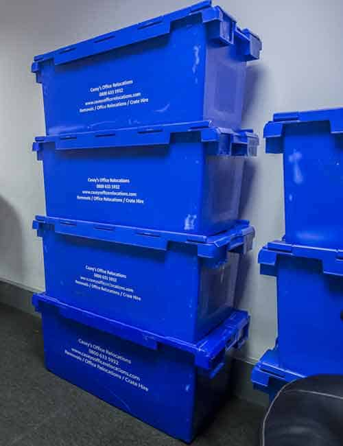 Moving and Storage Service Bermondsey SE1 by Caseys Office Relocations