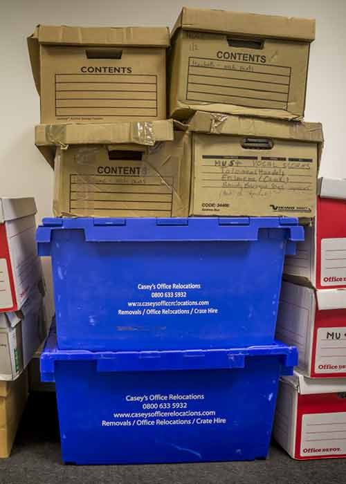 Moving and Storage Service Tooting SW17 by Caseys Office Relocations